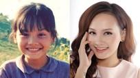 Nhan sắc diễn viên Bảo Thanh qua thời gian