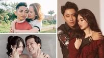 Những cặp đôi sao Việt vượt qua dư luận để đến với nhau