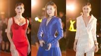 Dàn sao Việt 'gây sốt' trên thảm đỏ chung khảo phía Bắc Miss World Vietnam