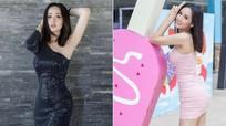 Mai Phương Thúy liên tục 'đốt mắt' fans với loạt váy ngắn khoe đường cong
