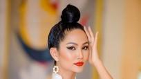 Hoa hậu H'hen Nie bất ngờ 'lột xác' đầy gợi cảm và nữ tính
