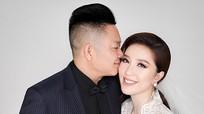 Bảo Thy khoe ảnh cưới với doanh nhân xứ Nghệ