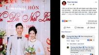 Lời cảm ơn sau lễ ăn hỏi của Phan Văn Đức và Nhật Linh gây 'sốt' mạng xã hội