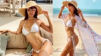 Siêu mẫu Hà Anh tung ảnh bikini gợi cảm, tự tin nhận 'đẳng cấp là mãi mãi'