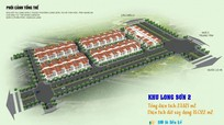 CIENCO4 thông báo chuyển nhượng dự án Khu đô thị ở Thị xã Thái Hòa
