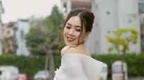 'Hoa hậu VTV' Mai Ngọc được khen mặc đẹp nhất tuần qua