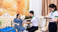 Giải pháp phòng bệnh tối ưu từ Dịch vụ 'Lấy mẫu xét nghiệm tại nhà' của Bệnh viện Đa khoa TP Vinh