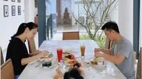 Bên trong biệt thự mới xây của vợ chồng Cường Đô La - Đàm Thu Trang