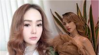 Minh Hằng đáp trả vì gương mặt khác lạ bị nghi phẫu thuật thẩm mỹ