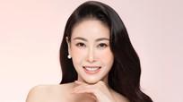 Hà Kiều Anh đẹp gợi cảm 'không tì vết' ở tuổi 45
