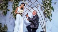 Nhan sắc người đẹp từng đính hôn CEO 73 tuổi thi 'Hoa hậu Hoàn vũ Việt Nam'