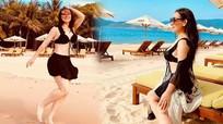Hiếm hoi tung ảnh bikini ở tuổi U50, Phi Nhung nhận 'mưa' lời khen