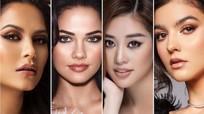 Loạt đối thủ đáng gờm của Khánh Vân tại cuộc đua giành vương miện 'Miss Universe'