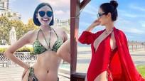 Người đẹp Biển Đào Thị Hà, Jennifer Phạm đọ sắc nóng bỏng với áo tắm