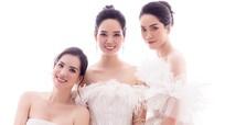 Bất ngờ với nhan sắc Top 3 Hoa hậu Việt Nam 2002 sau gần 20 năm đăng quang