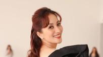 Nhan sắc trẻ đẹp của 'nữ hoàng dancesport Khánh Thi'  ở tuổi 40