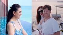BTV Mai Ngọc hiếm hoi tiết lộ chuyện tình với chồng thiếu gia kín tiếng