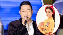 Ca sĩ Quang Lê lên tiếng về tin đồn yêu Hà Thanh Xuân