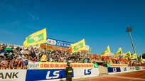 Câu lạc bộ Sông Lam Nghệ An sẽ có logo mới kể từ mùa bóng 2022