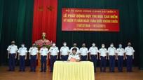 BTL Vùng Cảnh sát biển 1: Phát động thi đua chào mừng kỷ niệm 75 năm Ngày toàn quốc kháng chiến