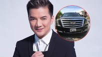 """Đàm Vĩnh Hưng khoe tậu siêu xe với biển số """"MR DVH"""""""