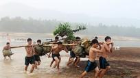 Tập huấn diễn tập khu vực phòng thủ tại Quỳ Châu