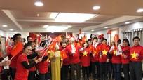 Vợ HLV Park Hang Seo cảm ơn người Việt Nam đã ủng hộ chồng