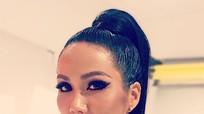 Hoa hậu H'Hen Niê khác lạ với tóc dài