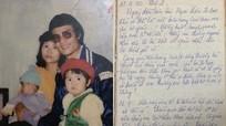 Tiết lộ dòng nhật ký xúc động mẹ hoa hậu Ngọc Hân viết về con