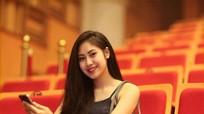 Nhan sắc đời thường của hoa khôi Học viện Âm nhạc Quốc gia Việt Nam