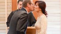 Ca sĩ Ngọc Anh 3A kết hôn lần hai với bạn trai Tây sau một năm ly hôn