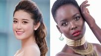 """Huyền My trượt Top 16 """"Hoa hậu đẹp nhất thế giới 2017"""""""