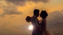 Ảnh cưới lãng mạn của Hoa hậu Đặng Thu Thảo