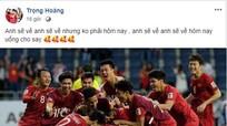 Công Phượng, Trọng Hoàng hướng về tổ ấm nhỏ sau chiến tích lọt vào tứ kết Asian Cup 2019