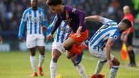 """Huddersfield 0  -  3 Man City """" Trăng xanh tỏa sáng"""""""