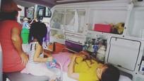 Đỡ đẻ thành công cho sản phụ người Nghệ An trong nhà vệ sinh bến xe