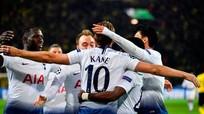 Toàn thắng trước Dortmund, Tottenham vào tứ kết Champions League