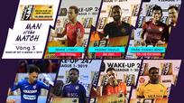 Vòng 3 V.League 2019: 7 cầu thủ xuất sắc nhất trận đấu