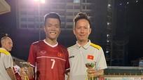 Sao trẻ SLNA tỏa sáng, đưa U19 Việt Nam vào chung kết giải U19 Quốc tế