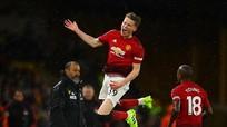 "Wolverhampton 2 - 1 Manchester United: Khuất phục ""Quỷ đỏ"""