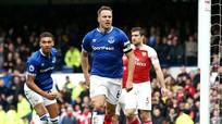Everton 1 - 0  Arsenal: Khi 'Pháo thủ' thất thủ
