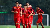 U18 Việt Nam tích cực tập luyện chuẩn bị cho giấc mơ châu lục
