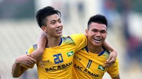 V.League 2019: SLNA là đối thủ xứng tầm của CLB Hà Nội?