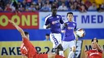Loạt đấu sớm vòng 8 V.League, Hà Nội sẩy chân nhưng SLNA không thể áp sát