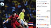 Cổ động viên Thái Lan thất vọng với đội nhà sau thất bại trước đội tuyển Việt Nam