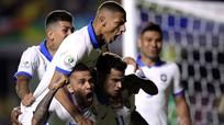 VAR và Coutinho giúp Brazil thắng Bolivia trong trận mở màn Copa America