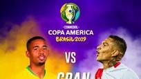 Brazil vs Peru: Khó có điều kỳ diệu cho những chiến binh Los Incas