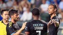 HLV Park phản ứng mạnh khi U23 không ghi bàn; Manchester City giành chiến thắng 'hủy diệt'
