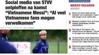 Báo Bỉ nói sự thật bất ngờ về Công Phượng