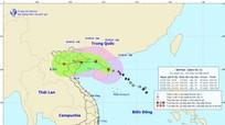 Trên các sông suối khu vực Nghệ An sẽ xuất hiện một đợt lũ với biên độ lũ lên từ 2-5m
